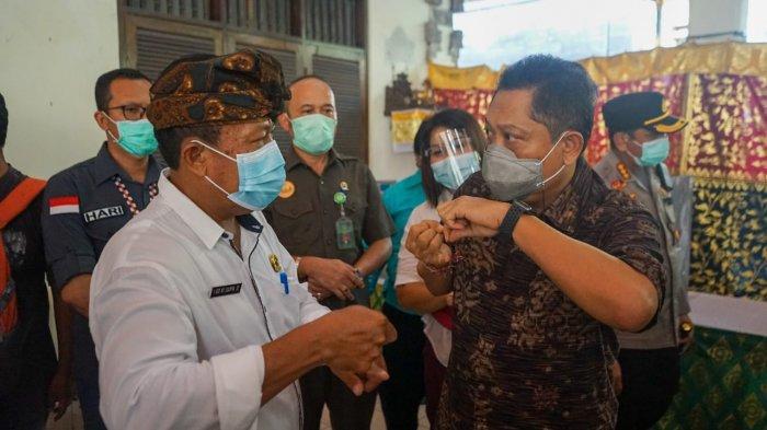 Rai Mantra Tinjau Kesiapan TPS di Kota Denpasar, Ajak Masyarakat Disiplin Terapkan Prokes
