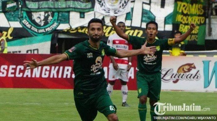 Saat Hadapi Bali United, Tim Persebaya Pincang, Tapi Ini Keunggulan Bajul Ijo