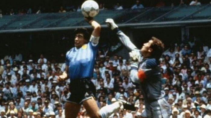 Jersey Bersejarah Maradona Seharga Rp 28 Miliar Tak Pernah Terjual, Apa Sebabnya?