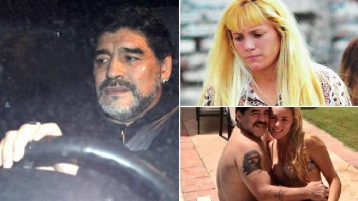 Jumlah Warisan Maradona untuk Keluarga Besar