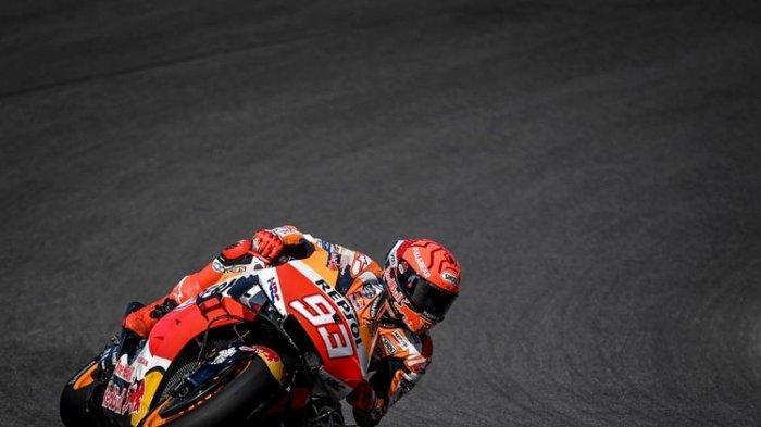 Lengan Kanannya Patah di Tikungan 03 Sirkuit Jerez, Marquez: Itu Jenis Tikungan yang Saya Sukai