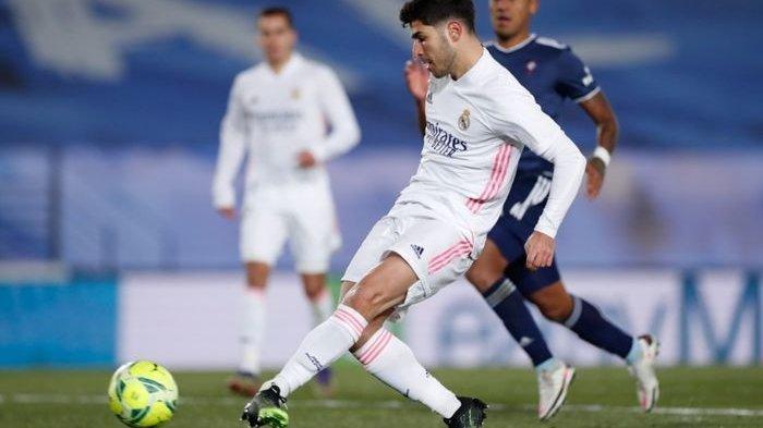 Hasil Liga Spanyol: Real Madrid Benamkan Mallorca, Asensio Cetak Hatrick