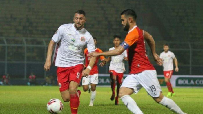 Ramai Tagar Persijaday Jelang Duel Perempat Final Piala Menpora Persija vs Barito, Live Indosiar