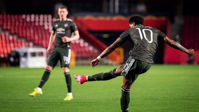 Update Hasil Piala Eropa: Manchester United Menang 2 Gol Tanpa Balas Atas Granada, Rashford Ciamik!