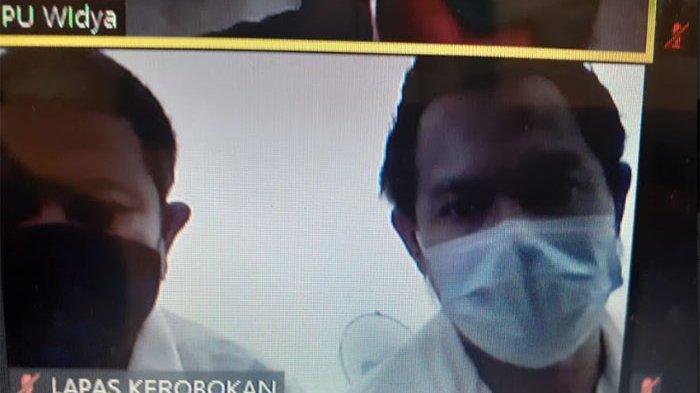 Ditangkap Saat Menempel Sabu di Pemogan Denpasar, Dua Residivis Narkotik Dituntut 14,5 Tahun Penjara