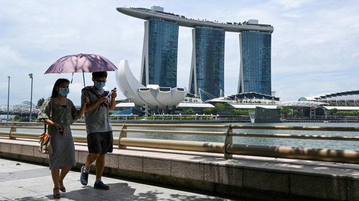 Alasan Kasus Covid-19 Melonjak, Singapura Perketat Izin Masuk Pendatang dari Indonesia