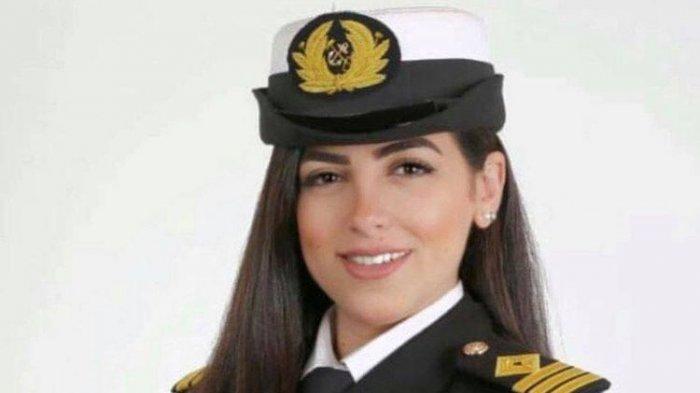 Inilah Profil Marwa Elselehdar, Kapten Kapal yang Jadi Korban Hoaks dalam Krisis Terusan Suez