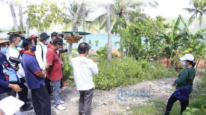 Beberapa Akses Jalan Menuju Objek Wisata di Nusa Penida Masih Perlu Perbaikan