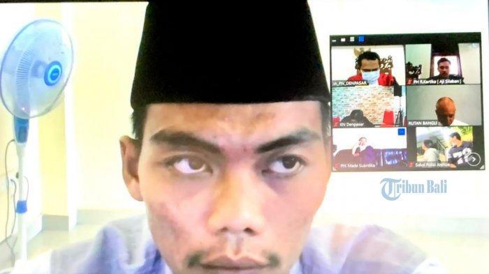 Bacok Navein Karena Kesal Ditagih Utang, Mashud Divonis 5 Tahun Penjara di Bali