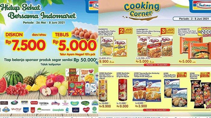 MASIH BERLANGSUNG Promo Indomaret Super Hemat 4 Juni 2021, Roti Diskon Rp7.500, Tebus Murah Rp5.000