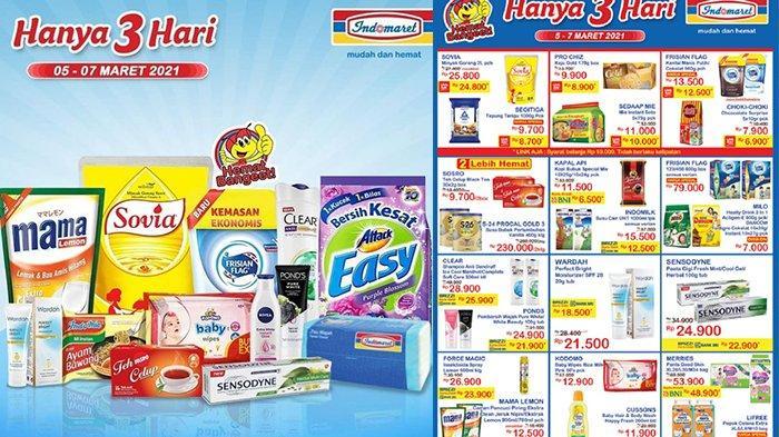 Hari Terakhir Promo JSM Indomaret 7 Maret 2021, Minyak Goreng 2L Rp25 Ribuan, Susu 2 Lebih Hemat