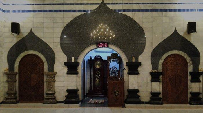 Mengenal Masjid Al-Hikmah Denpasar, Masjid Unik Bergaya Arsitektur Khas Bali