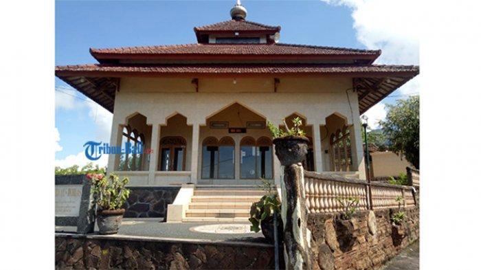 Masjid Di Atas Awan di Karangasem, Masjid Tertinggi di Bali