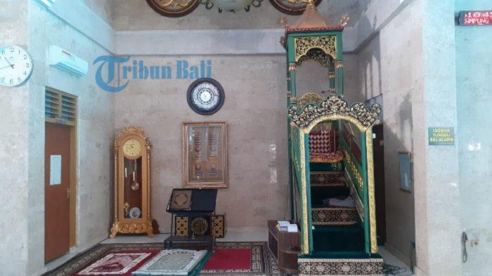Mimbar Bukti Sejarah Panjang Masjid Al Muhajirin dan Kampung Islam Kepaon