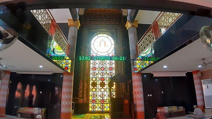 Masjid Raya Baiturrahmah Denpasar Gelar Shalat Tarawih Hari Pertama dengan Menerapkan Prokes