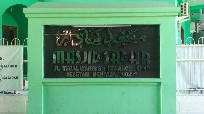 Dapur Berkah di Masjid Sadar Sesetan Denpasar, Bagikan Makanan untuk Kaum Dhuafa Selama Ramadhan