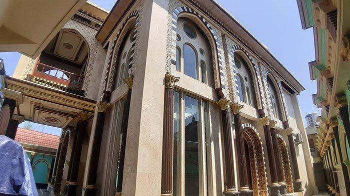 Pengurus Masjid Al Mu'awwanatul Khairiyah Bersyukur Jamaah Masih Antusias Laksanakan Ibadah Tarawih