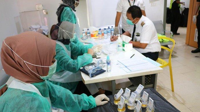 Cegah Karyawan Gunakan Narkoba, Citilink Gelar Random Check Tes Urine