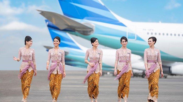 5 Maskapai Indonesia Ini Lakukan Pengurangan Karyawan akibat Pandemi, Salah Satunya Garuda Indonesia