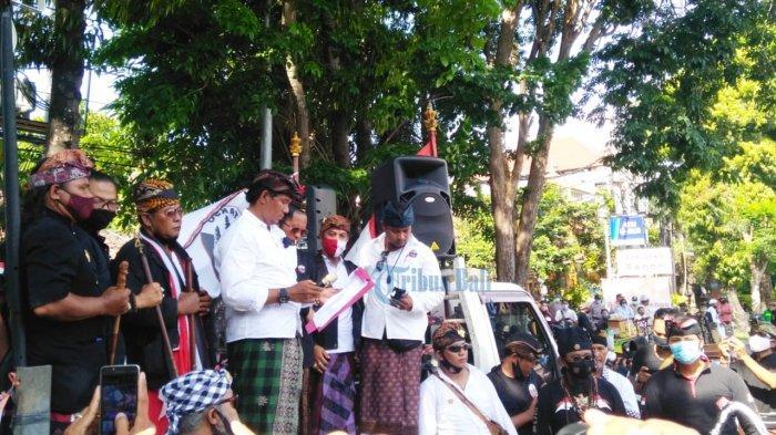 Ini Pernyataan Tegas Forkom Taksu Bali ke DPRD Terkait Persoalan Hare Krisna dan AWK