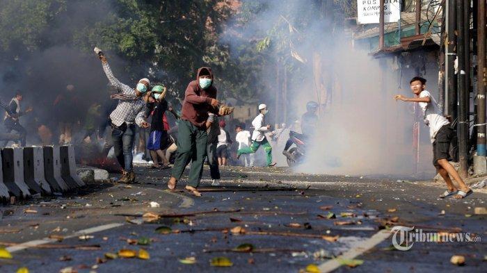Kerusuhan 21-22 Mei Menguak Sejumlah Fakta Baru, KPAI Sebut Ada Guru Ngaji Bawa Anak-anak