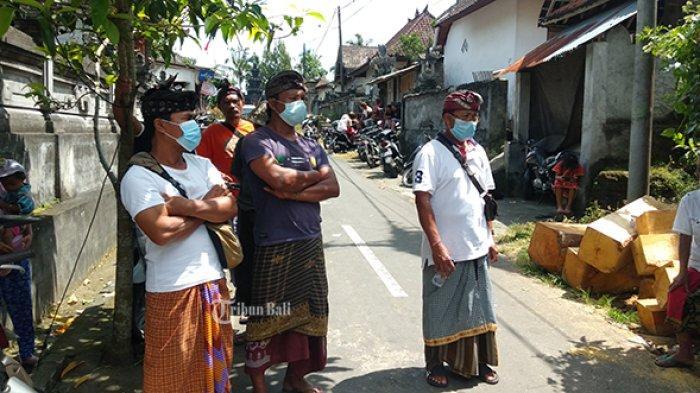 Warga Tak Melawan Secara Fisik, Pembongkaran Bangunan Pakudui Kangin di Tanah Desa Adat Pekudui