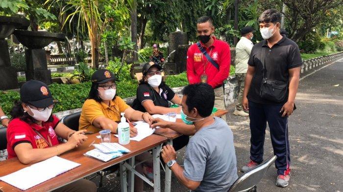 Masih Ada Warga di Denpasar Bali Tak Patuh Prokes, Satpol PP: Sudah Lebih 3.000 Orang Terjaring