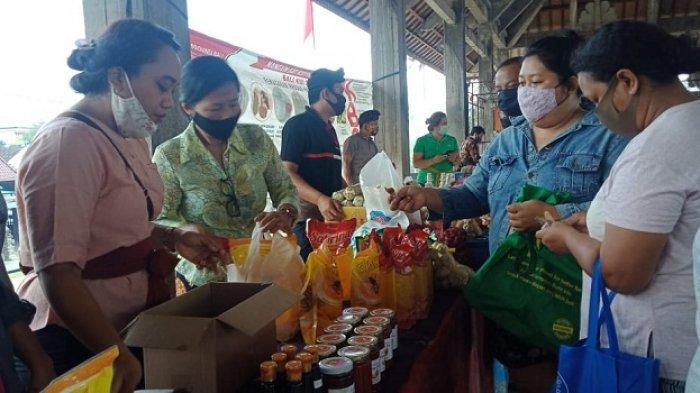 Antisipasi Komplain Pedagang, Pasar Murah Galungan 2021 Akan Digelar di Lingkungan Pemkab Gianyar