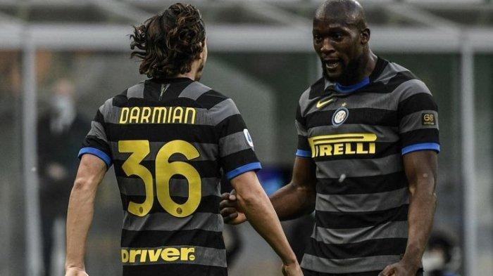Inter Milan Vs Genoa, Lukaku Dkk Pesta 3 Gol, Nerazzurri Nyaman di Puncak Klasemen Liga Italia