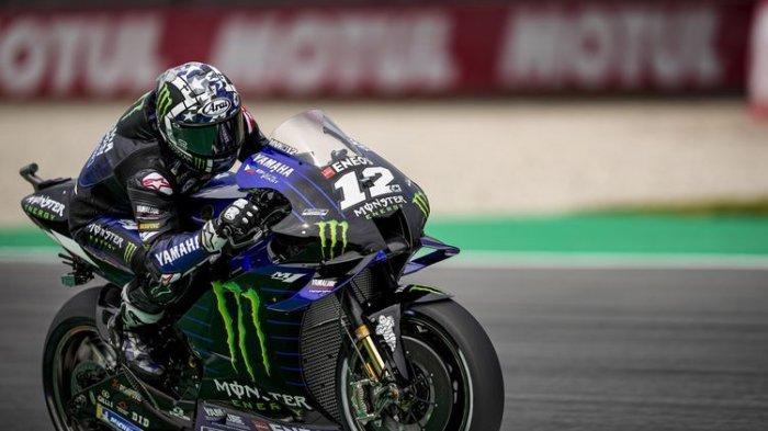 HASIL Kualifikasi MotoGP Assen 2021: Vinales Pole Position & Pecahkan Rekor, Marc Marquez Crash Lagi