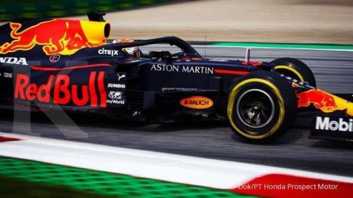 F1 GP Monaco, Max Verstappen Tercepat, Lewis Hamilton Urutan Ke-7 di Sesi Latihan Terakhir