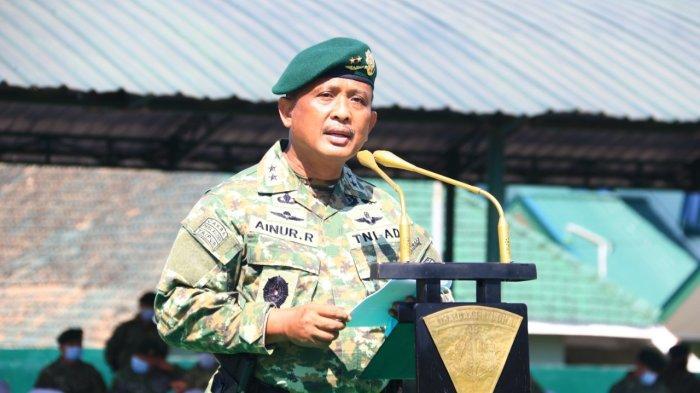 SOSOK Mayjen TNI Ainurrahman, Asops Jenderal Andika Perkasa yang Baru: Ahli Strategi Angkatan Darat