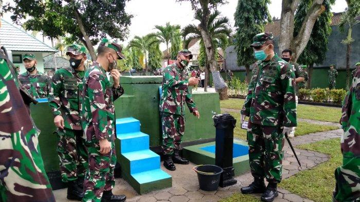 Revitalisasi Sumber Air Kukuh Berisi di Rindam IX/Udayana Tabanan Diresmikan Pangdam IX/Udayana