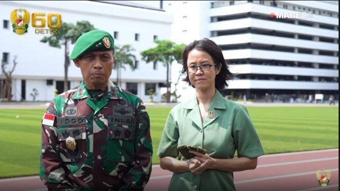 Mayjen TNI Ignatius Yogo yang mendapat kepercayaan Jenderal Andika Perkasa untuk mengisi jabatan Pangdam Cenderawasih.