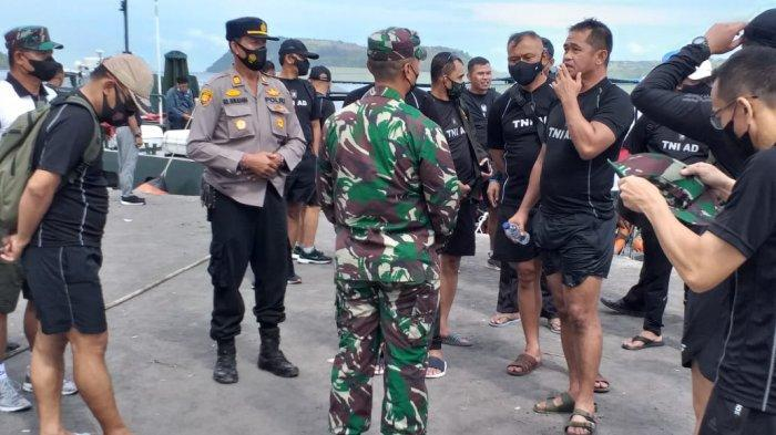 Pantau Situasi Pulau Terluar, Pangdam IX/Udayana Sambangi Nusa Penida Bali