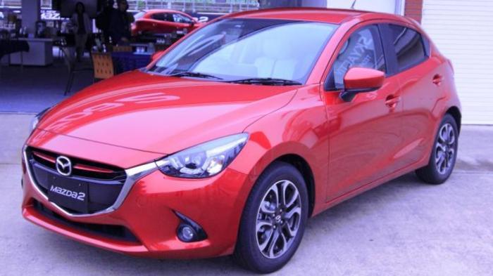 Mazda2 Terbaru Mulai Dijual Oktober 2014