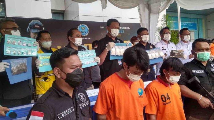 Mahasiswa Asal Lampung Jadi Tersangka, Hendak Edarkan Narkoba di Denpasar