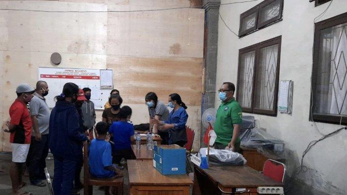 Empat Anak Panti Asuhan Ditemukan Petugas Satpol PP Jembrana Kebingungan di Jalan