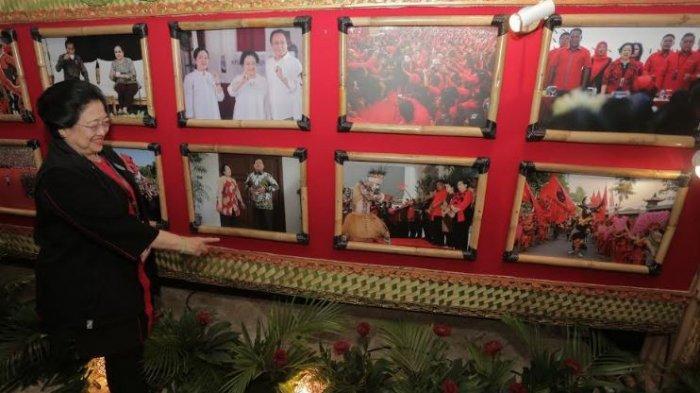 Megawati Akan Umumkan dan Lantik Pengurus PDIP 2019-2024, Ini Bocorannya dari Wayan Koster