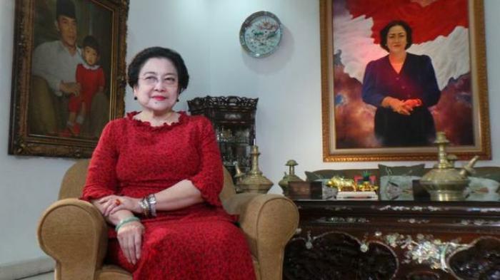 Soal Siapa Jadi Menteri, Megawati: Tunggu Saja Tanggal Mainnya