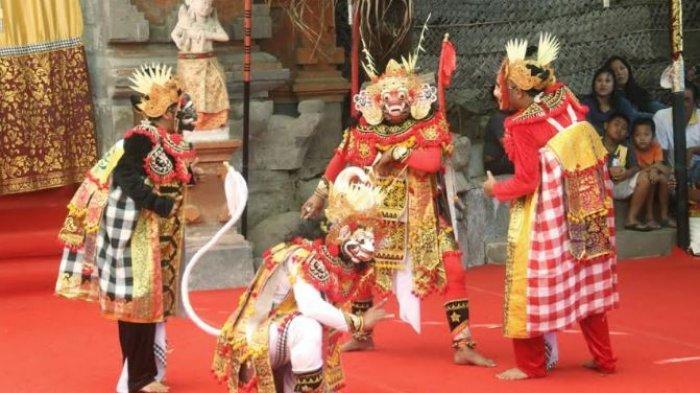 Karangasem Kurangi Materi Kesenian di Pesta Kesenian Bali 2021