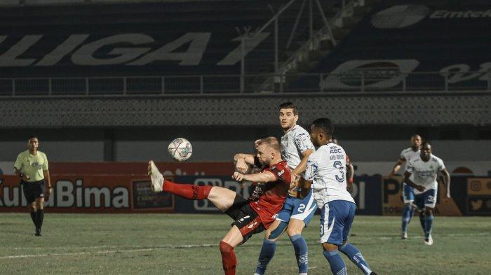 Bali United Pimpin Klasemen BRI Liga 1 Usai Kalahkan Persita 2-1, Geser PSM Makassar dan Persib