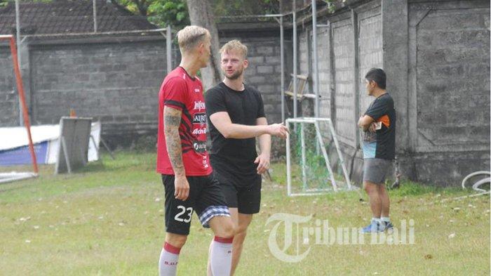 Pemain Bali United Melvin Platje Pilih Berkarir di Indonesia Karena VDV, Begini Ceritanya