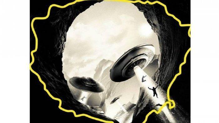Membaca Karakter dari Gambar yang Pertama Kamu Lihat: Goa, Wajah Alien atau UFO?