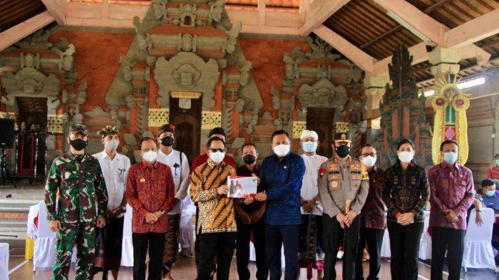 Berjalan Tertib, Mendagri Instruksikan Vaksinasi Massal di Bali Bisa Dicontoh Daerah Lain
