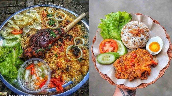 Mengenal Ragam Olahan Nasi Khas Indonesia Bisa Untuk Menu Buka Puasa, Ada Nasi Kentut Dari Medan