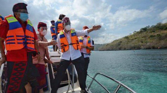 Pertengahan 2021, Pelabuhan Sampalan dan Bias Munjul di Nusa Penida Diharapkan Bisa Selesai