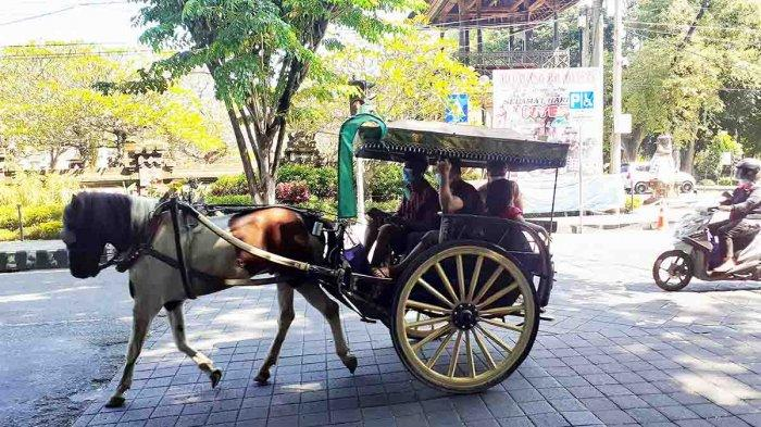 Asyiknya Ngabuburit dengan Tour Dokar Denpasar Heritage, Bisa Naik Dokar Gratis