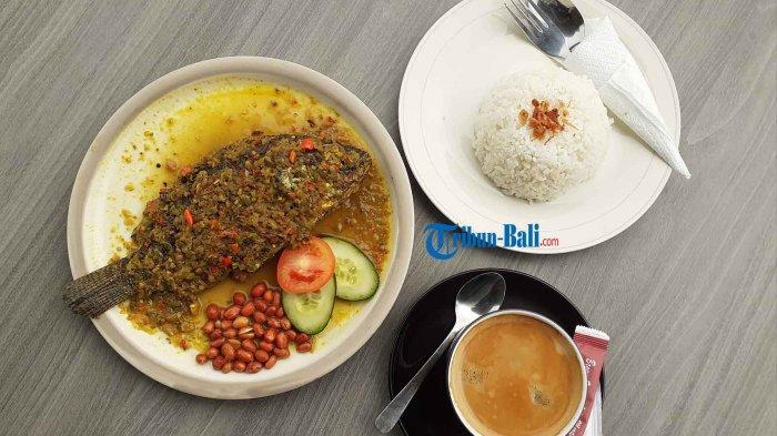 Batur Coffee 1926 Tawarkan Konsep Keintiman Antar Pengunjung, Mujair Nyat-Nyat Jadi Menu Andalan
