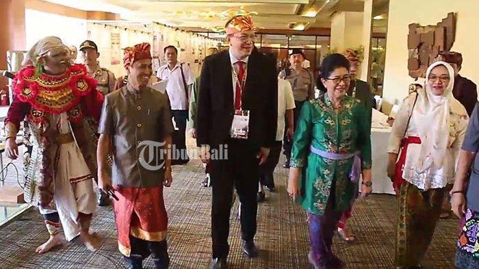 Menkes Dikawal Ketat, Polda Bali Jalankan Instruksi Presiden Soal Pengamanan Pejabat Negara